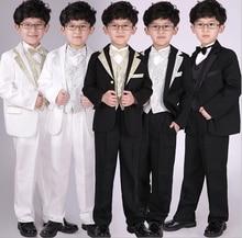 Suits and jackets 6PCS/SET Boys Suits