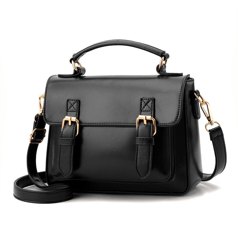 New Arrival Women Flap Small Bag Fashion Shoulder Bag Casual Simple Totes Fresh Cherry Messenger Bag Pu Leather Cross Body Bag new arrival fashion color stitching simple silver buckle casual chain handbag women s shoulder bag across body messenger totes