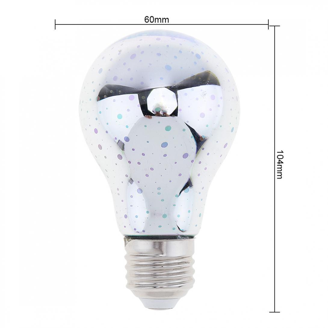 E27 3w Dazzle Color Led Light Bulb 3d Decoration Fireworks Bulb360 3way Touch Sensor Switch Control 110 220v Lamp Desk Dimmer 24412 Description 3 L2