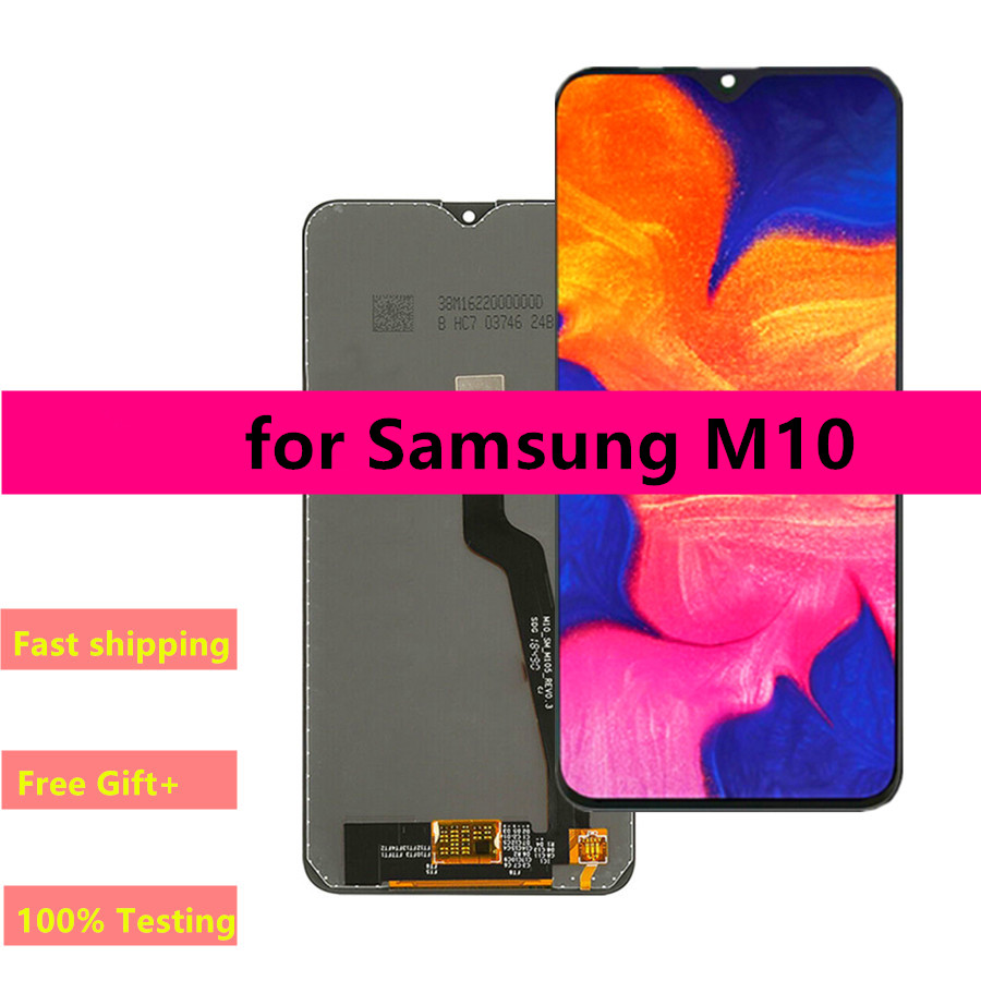 Original Replacement <font><b>Screen</b></font> for <font><b>Samsung</b></font> Galaxy <font><b>M10</b></font> <font><b>LCD</b></font> Display Digitizer Assembly SM-M105 M105F M105G/DS image