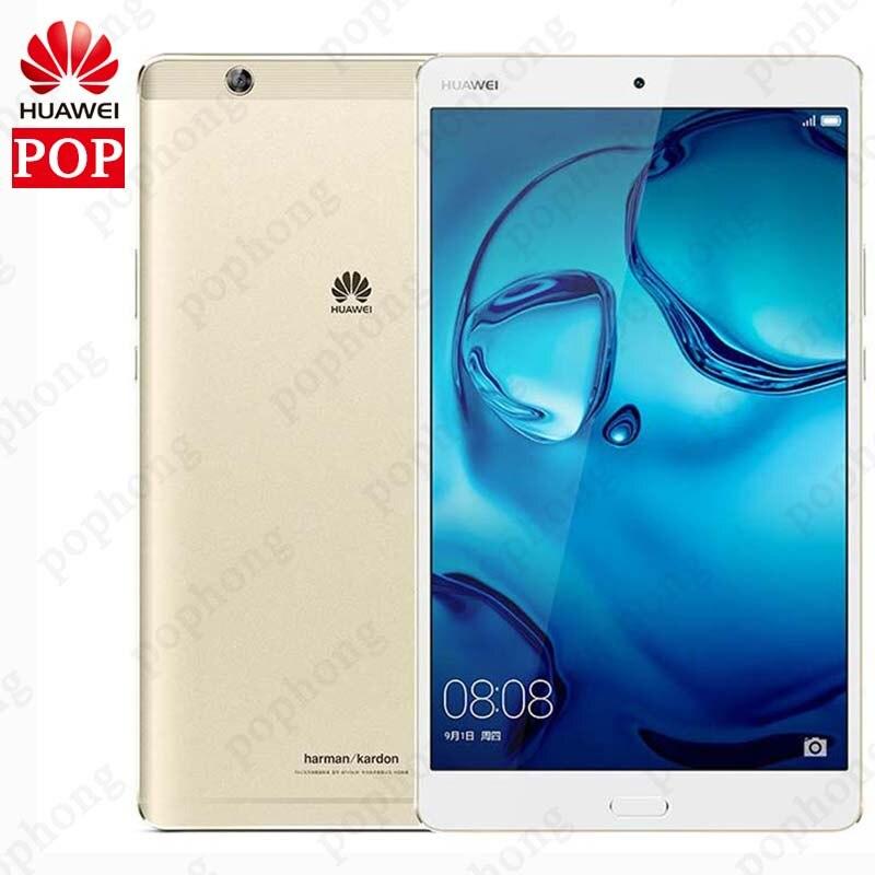 International ROM Huawei MediaPad M3 3GB 4GB RAM 32 64 ROM 8 4 Android 6 0