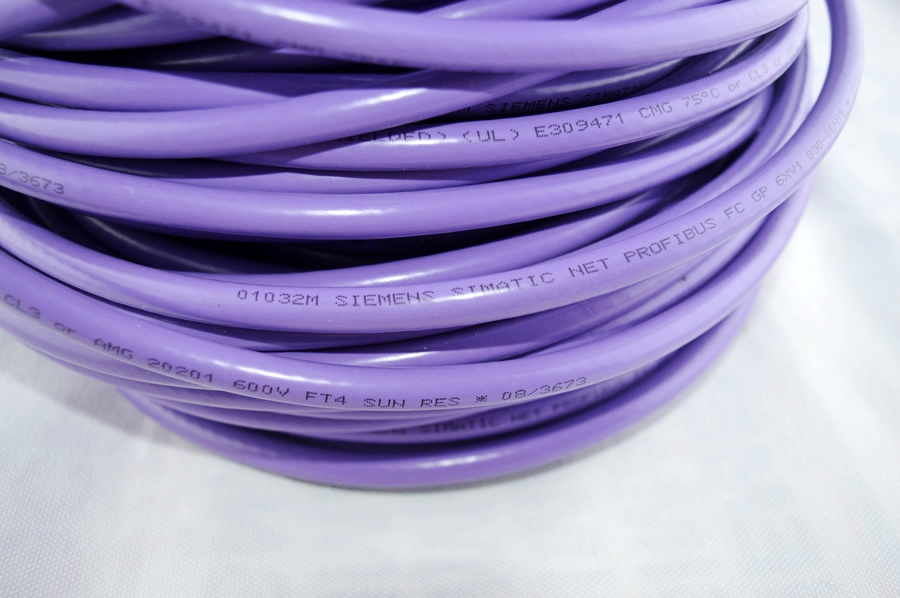6XV1830-0EH10 , 6XV1 830-0EH10 ,6XV18300EH10 Color Purple 2 Wires Shielded for Profibus DP Bus Networking,FREE SHIPPING ld7530pl ld7530 sot23 6