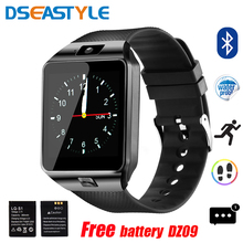 Dseastyle Smart Watches DZ09 Men with Multi Languages