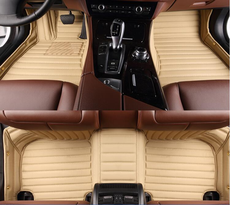 Good Quality & Free Shipping! Custom Special Floor Mats