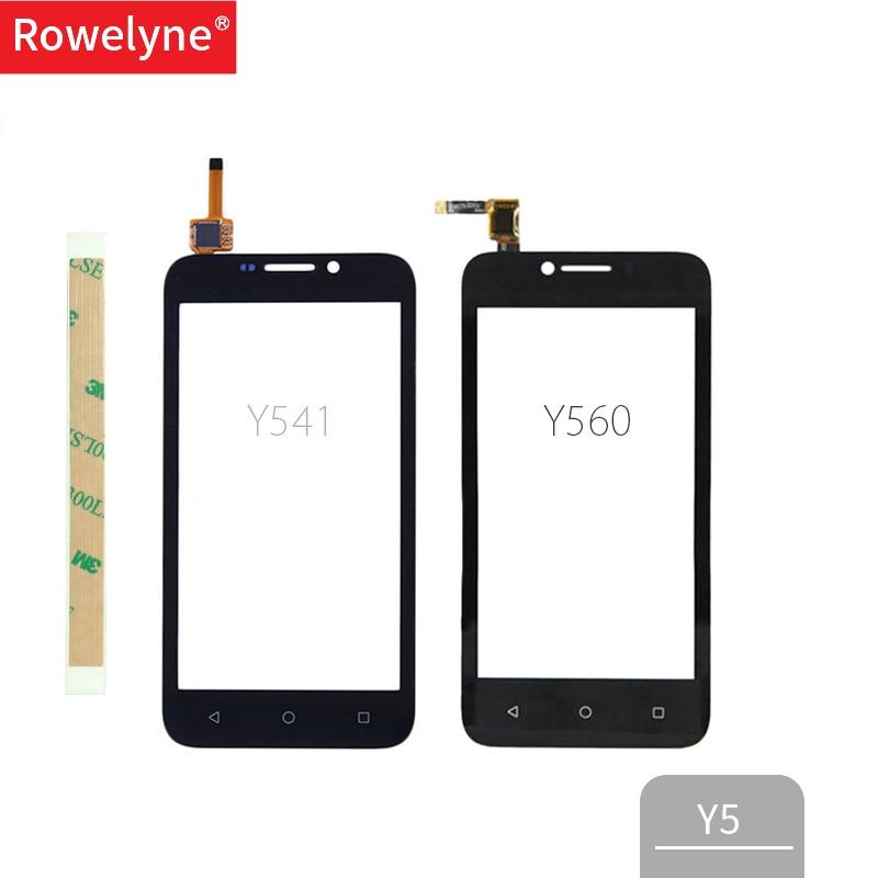 Y5 Touch Screen For Huawei Y5 Y540 Y560 Y541 Y541-U02 Y560-L01 LCD TouchScreen Sensor Digitizer Glass Panel Replacement