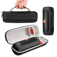 Hard Case for JBL Charge 2 & 2+ Plus Bluetooth Speaker with Mesh Pocket Fits Plug Cables.Fits USB Cable and Accessories