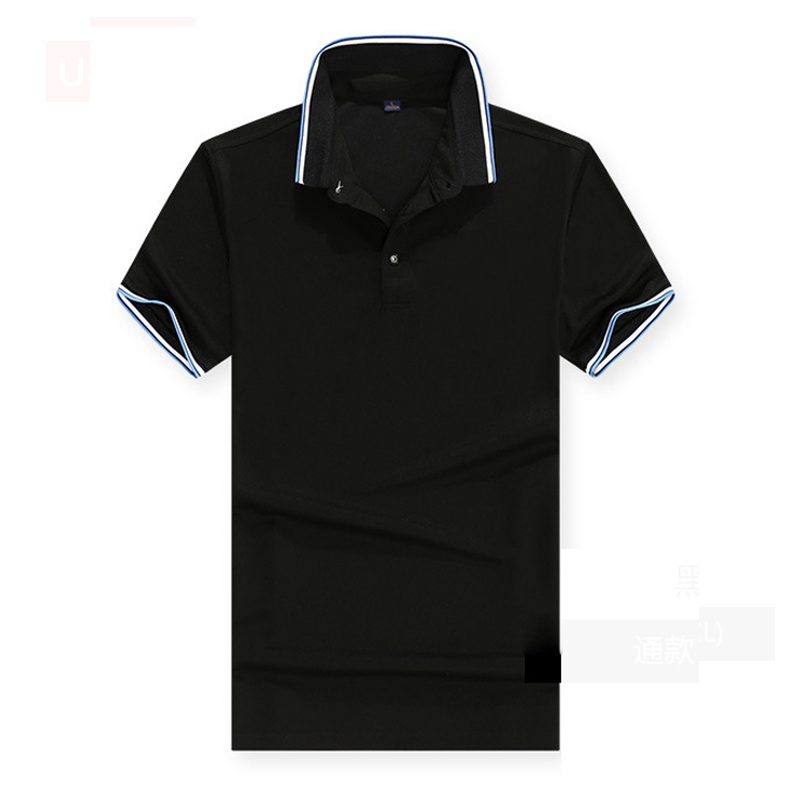 2017 New Summer   Polo   Shirt For Men Plus Size S-3XL Stand Collar Men's   POLO   Shirts Short Sleeve
