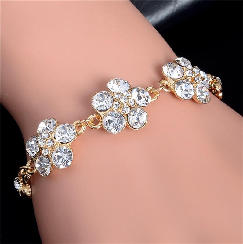 MISANANRYNE Gold Color Cute...