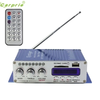 New Arrival 2CH 200W Power Mini HiFi Audio Stereo AMP Amplifier For Ipod Car Home MP3