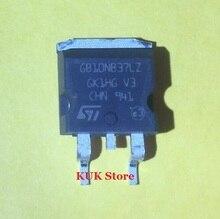 Real Original 100% NEW GB10NB37LZ  STGB10NB37LZT4  STGB10NB37LZ  STGB10NB37 10NB37 D2PAK 20PCS/LOT 20pcs lot 100