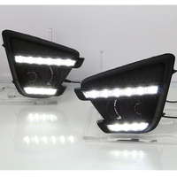 High Quality Mazda Cx 5 Led Daytime Running Light Fog Drl With Reduce Light Function Free
