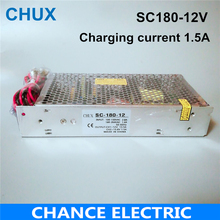 180 W 12 V 13.5A universel AC UPS/Charge fonction moniteur commutation alimentation batterie chargeur sortie 12VDC livraison gratuite