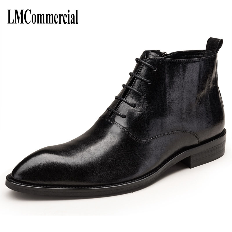 The New England men's boots explosion special offer a Chelsea short barrel man really Leather Men's Martin leather boots cowhide new england textiles in the nineteenth century – profits