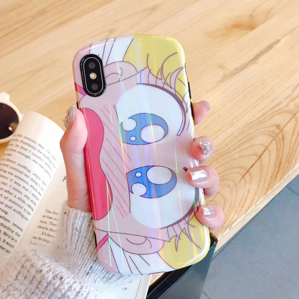 Phone Bags & Cases Straightforward Maosenguoji Laser Fashion Cute Cartoon Sailor Moon Funny Girl Soft Mobile Phone Case For Iphone 6 6s 6plus 7 8 Plus X Xr Xs Max Cellphones & Telecommunications