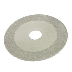 100mm x 20mm x 1mm Double Side Glass Diamond Saw Blade Cutting Disc(China)