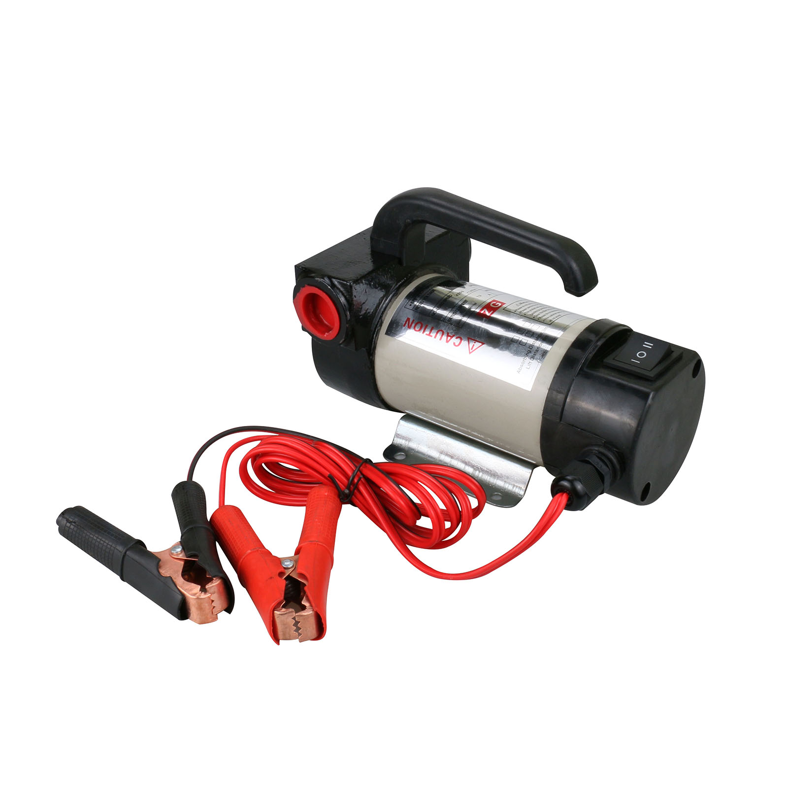diesel pump Diesel Oil Fuel Transfer Pump Electric Tool Car Direct Current Pump Kit Alligator Clip 50L/min 12V DC For Auto 50l min ac dc electric automatic fuel transfer pump for pumping oil diesel kerosene water small auto refueling pump