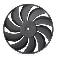 Engine Radiator Cooling Fan Blade Cooler Replacement For Honda CBR1000RR 2004 2016 / CBR600RR 2003 2016 Motorbike Spare Parts