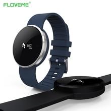 FLOVEME A24 Bluetooth Smart Watch Smartwatch NOR Flash Wasserdicht Männer Uhren Sitzende Erinnern Pulsmesser Armbanduhr