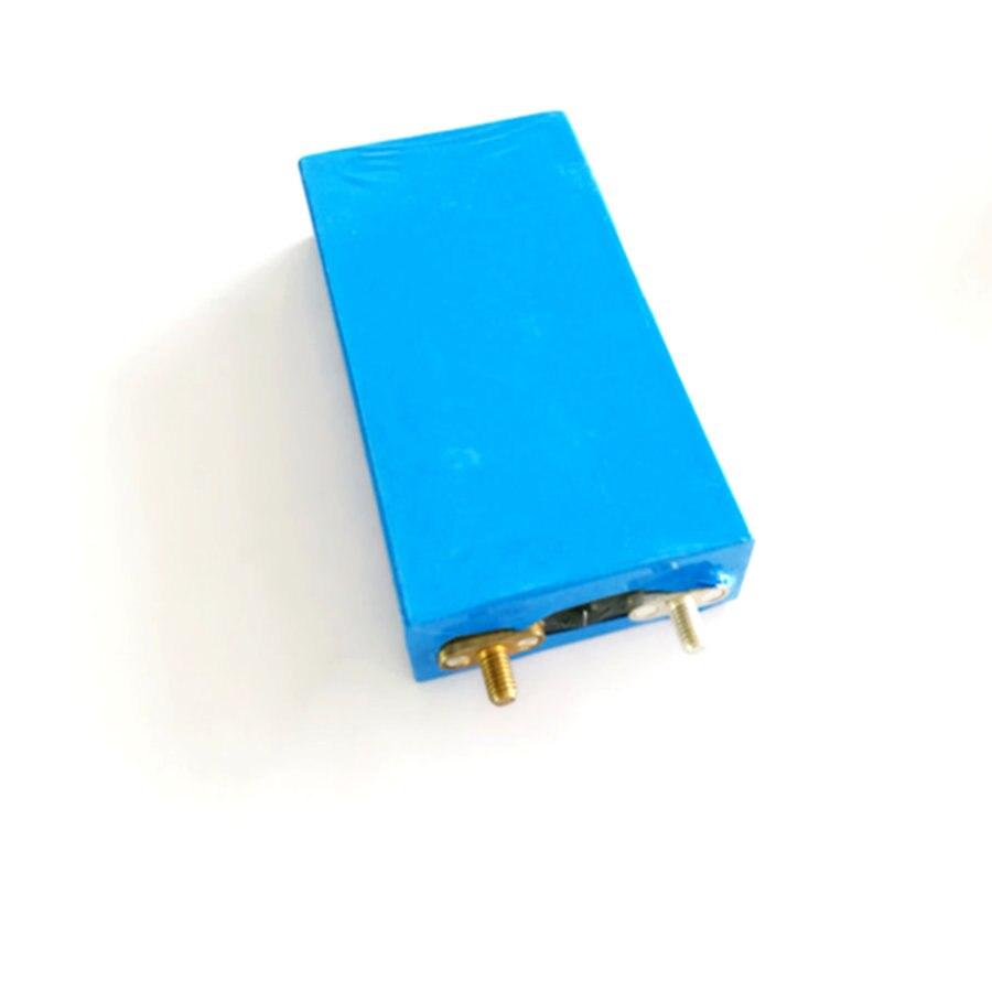 4 pack 3.2 v LiFePO4 batterie 25Ah Rechargeable li polymère cellule pour 12 V 20A batterie Pack e-bike UPS convertisseur de puissance HID lumière solaire