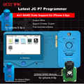 JC Pro1000S Multi-Function HDD NAND โปรแกรมเมอร์ JC P7 NAND อ่านเขียนข้อผิดพลาดลบสำหรับ iPhone 5SE 6S 6SP 7 7 8 8P X