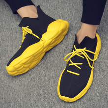 Mens casual shoes 2019 new  fashion comfortable light height sports sneakers all-purpose men