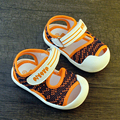 0-2 years baby  shoes orange pink green first walkers against kick boy and girl shoes FW-009