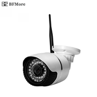 BFMore Wireless TF Card Wifi IP Camera 720 960 1080P Sony Security P2P Onvif Outdoor Waterproof