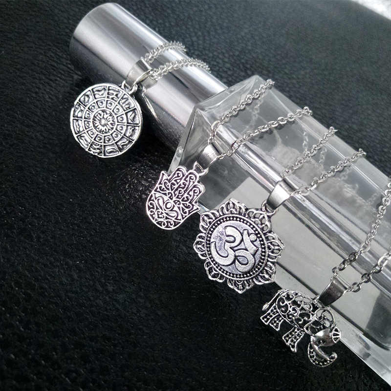 Women's Boho Style Multilayer Necklace 4
