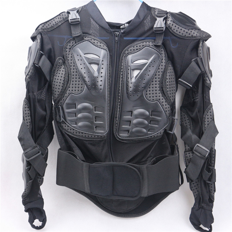 Professionnel Moto Vestes Corps Protection Motocross Racing Full Body Armor Poitrine De Protection Veste racing armure protecteur