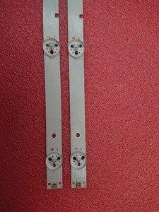 Image 4 - 新しいキット 5 セット = 10 個 6LED 595 ミリメートル LED バックライトストリップ LED32N2000 LED32EC350A JL.D32061330 003BS M JL.D32061330 003BS W