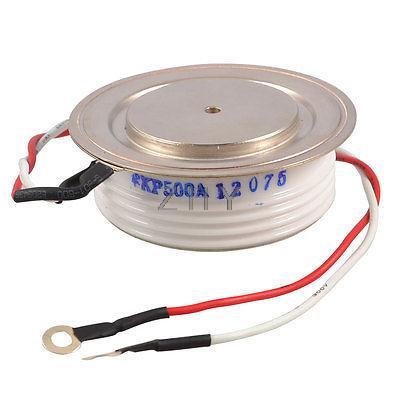 1.6KV 500A KP Capsule Disc Type Convex SCR Rectifier Thyristor high quality zp500a 2cz concave type convex type silicon rectifier common rectifier tube