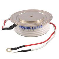 1 6KV 500A KP Capsule Disc Type Convex SCR Rectifier Thyristor