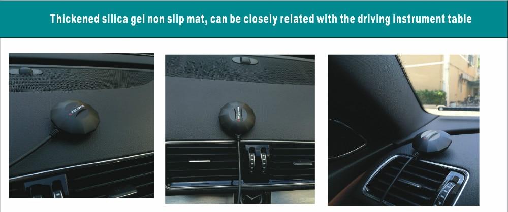 Receptor GPS e antena