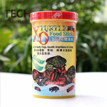 Turtle and cichlid food