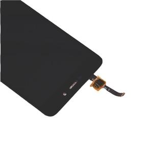 Image 3 - Para Xiaomi Redmi 4A pantalla LCD digitalizador de pantalla para Xiaomi Redmi 4A accesorios de reparación de componentes de Smartphone + envío gratis