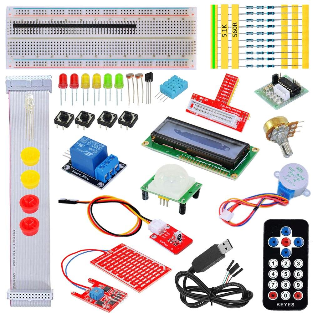 Keyes one meter long brush line PL2303 kit for Raspberry PI
