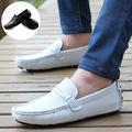 Comfortable Genuine Leather Men Shoes Fashion Casual Loafers Mocassins Driving Shoes New Designer Soft Flats Shoe