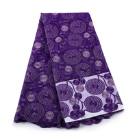 2017 new arrival french lace bembroidered tulle lace fabric wtih stone,.Nigeria lace for wedding dress high quality purple