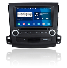 WINCA S160 Android 4.4.4 CAR DVD player FOR PEUGEOT 4007 (2007-2012) car audio stereo Multimedia GPS Head unit