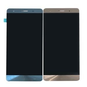 Image 2 - Amoled экран 5,7 дюйма для Asus Zenfone 3 Deluxe ZS570KL Z016D Z016S axisмеждународная ЖК дисплей + дигитайзер сенсорной панели для ZS570KL