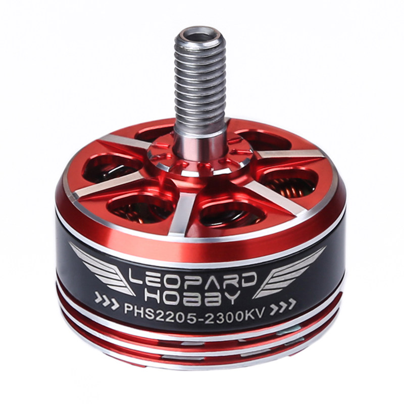 Leopard Hobby PHS2205 brushless outrunner 2205 2300KV 2550KV 2700KV CW CCW motor for RC drone FPV multirotor quad UAV racing tiger motor t motor u power series u3 kv700 outrunner drone brushless motor for fpv uav aircraft multirotor copter rc plane