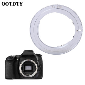 Image 2 - OOTDTY FOR AI EOS Adapter for Nikon AI AI S F Lens to Canon EF EOS Camera AF Confirm Ring