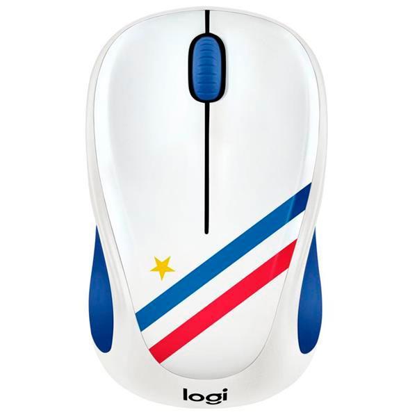 Souris Logitech Wireless M238 coupe du monde Edition France P/n: 910-005404