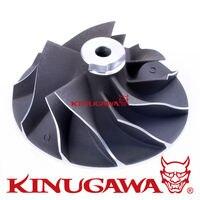 "Kinugawa טורבו גלגל מדחס 46/65 מ""מ עבור טויוטה 1HD FTE 17201 17040 טורבו CT15B מגדשי טורבו וחלקים רכבים ואופנועים -"