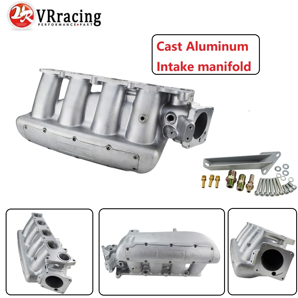 VR RACING Intake Manifold Plenum FOR MAZDA 3 MZR FORD FOCUS DURATEC 2 0 2 3