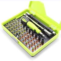 High Quality Screwdriver 53 In 1 Precision Screwdriver Cell Phone Repair Tool Set Tweezers Mobile Kit