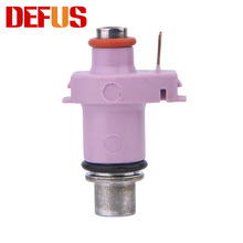 цены 1X Motorcycle Fuel Injector 140CC/MIN 10 Holes Nozzle Fuel Injection Flow Valve Injectors Replacement Fuel System 140-150CC Pink