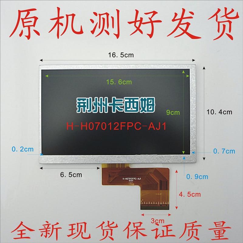 ᗖEnvío libre original 7 pulgadas 60pin h-h07012fpc-aj1 pantalla LCD ...