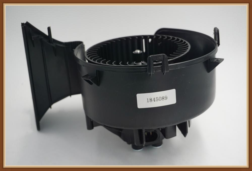 Быстрая Доставка автоматический контроль температуры нагреватель воздуходувки двигатель w/вентилятор клетка для Saab 9 3 Вт/ATC