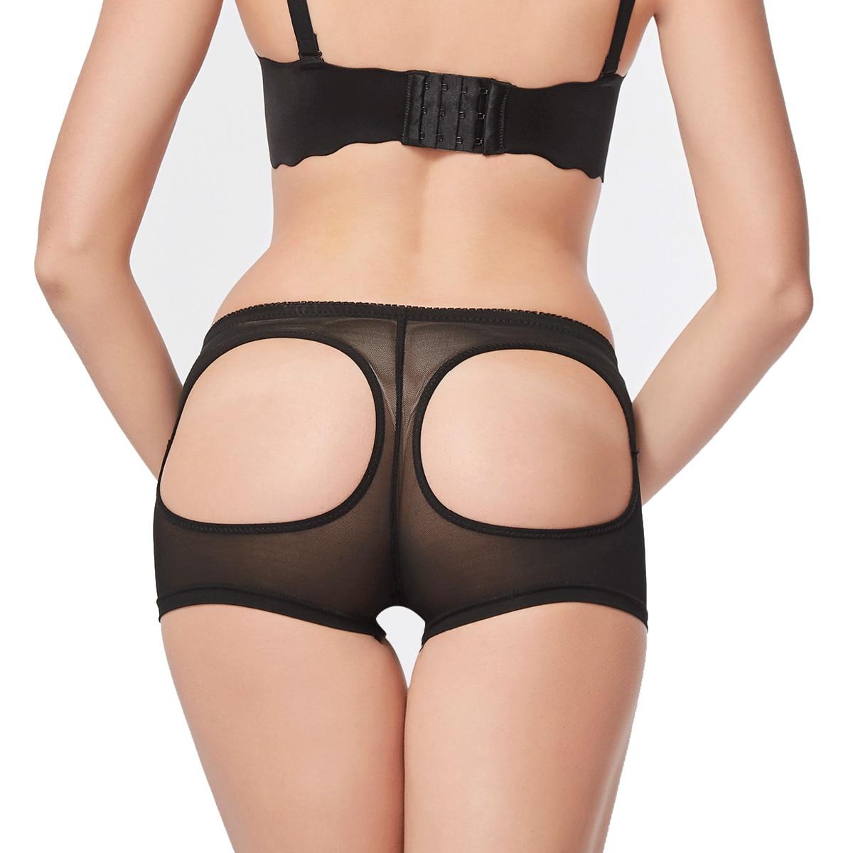 Butt lift up panties padded hip enhancer body shapers shapewear brief underwear